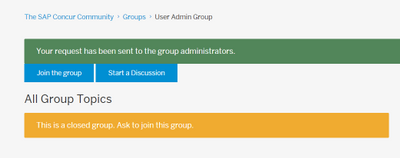 Snapshot of requesting access
